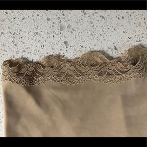 SPANX Intimates & Sleepwear - 'SOLD' SPANX Lace Trim Girl Shorts Shapewear